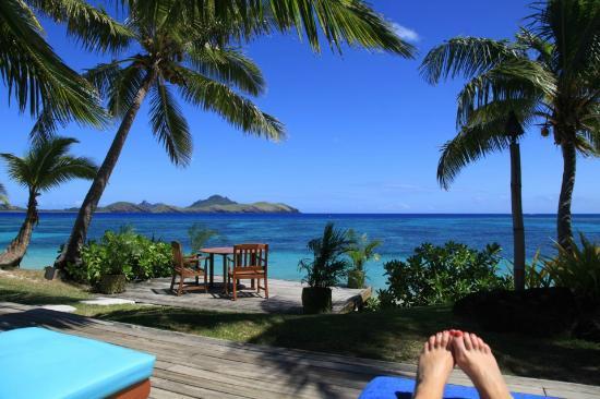 Tokoriki Island Resort: poolside