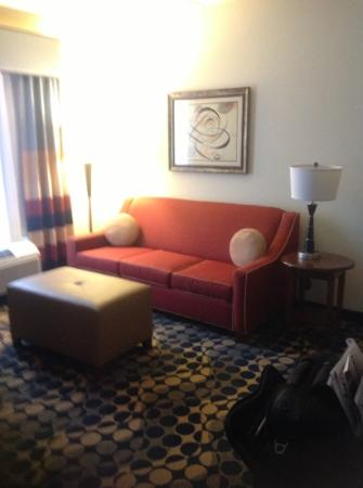 Hampton Inn & Suites Durham North I-85: Sitting area