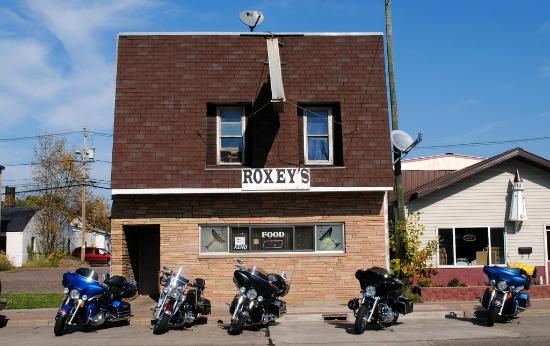 Roxey's Lounge Bar & Grill.