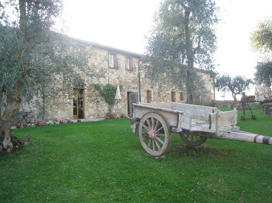 Grounds at Hotel Belvedere Di San Leonino