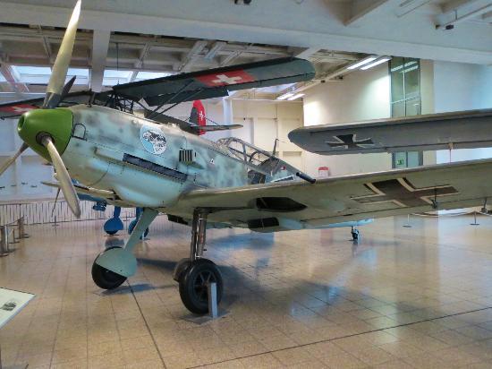The Bf 109 Picture Of Deutsches Museum Munich Tripadvisor