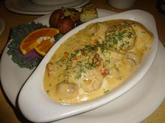 Epi's A Basque Restaurant: Scallions