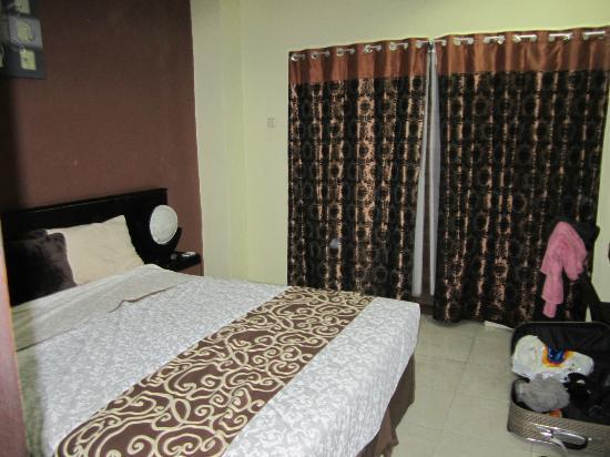 Bagus Hayden Hotel: Room