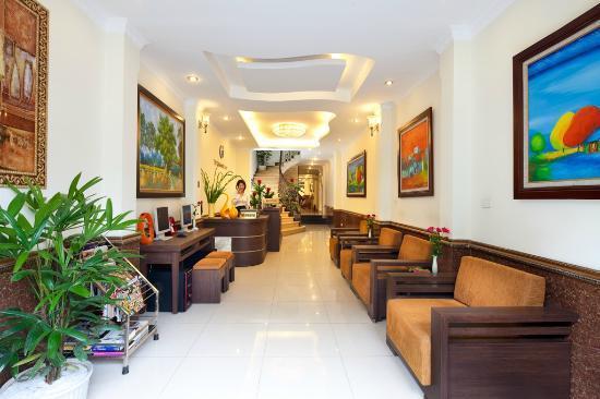 The Landmark Hanoi Hotel : Lobby