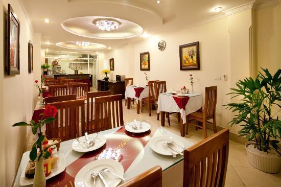 The Landmark Hanoi Hotel : Restaurant