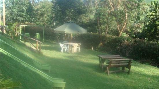 Aberdare Cottages Dream: The playground