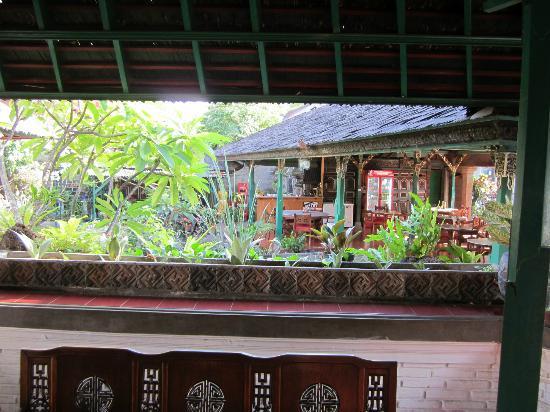 Hotel Prawita: Restaurant area