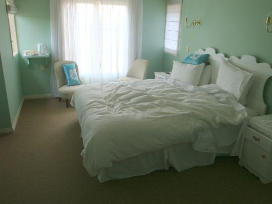 Heatherston Boutique Bed and Breakfast: The double room