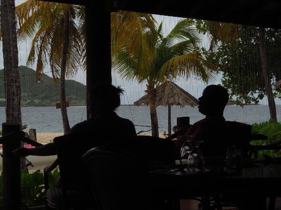 Palm Island Resort & Spa: dining or bar