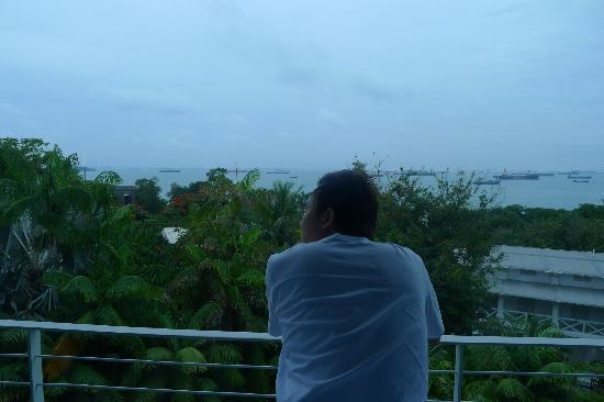 อะมารา แซงชัวรี่ รีสอร์ท: view from room