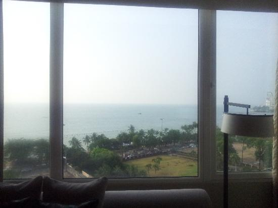 Hard Rock Hotel Pattaya: view on the 10th floor