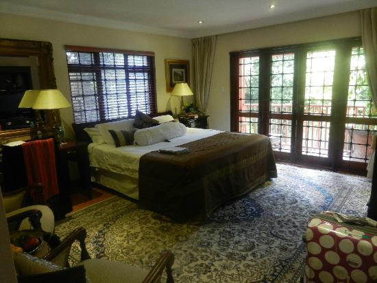 The Oasis Boutique Hotel: Room 2