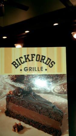 Bickford's Restaurant