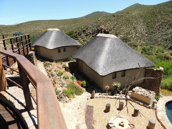 White Lion Lodge: lodges / rooms