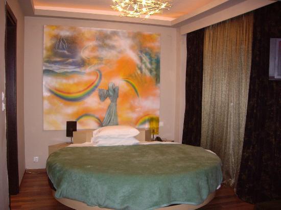 Plaza Hotel : Симпатичный интерьер