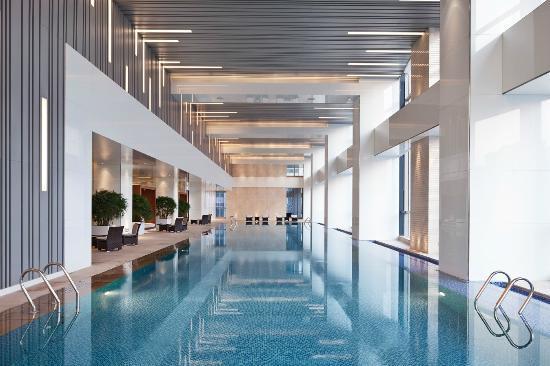 Hyatt Regency Jinan Updated 2018 Prices Hotel Reviews China Shandong Tripadvisor