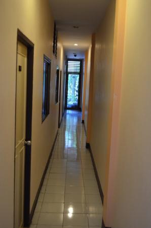 K.L. House AoNang: Corridor