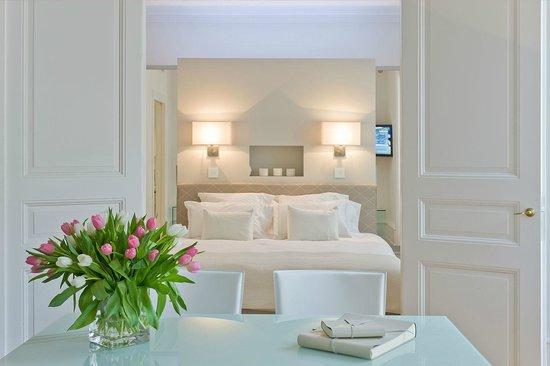 Swiss luxury apartments updated 2017 prices hotel for Design hotel 16 geneva