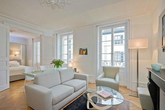 Swiss Luxury Apartments: Superior Apartment