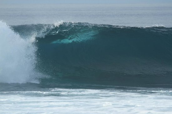 Nias Island, Indonesia: pretty wave