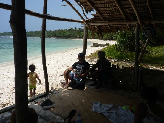Jabsina Guest House: Honeymoon Beach picnic