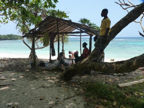 Jabsina Guest House: Idyllic Honeymoon Beach