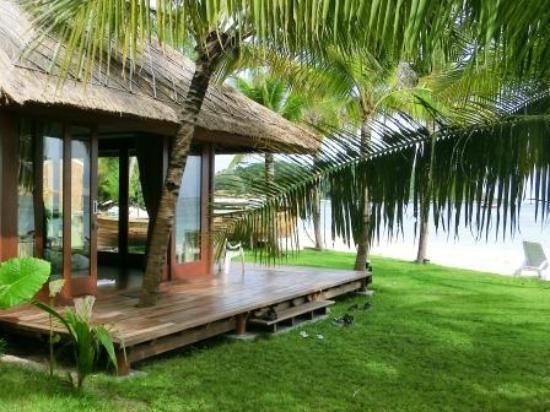 Mali Resort Pattaya Beach Koh Lipe: our room