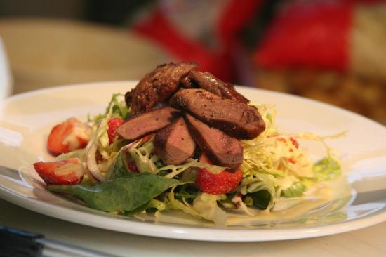 The Swan Inn & Lodge: food