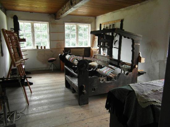Schleswig-Holstein Open Air Museum: farmer's house