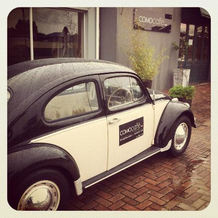 Como Caffe: Vintage beetle