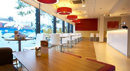 Upper Brook Street Manchester Restaurants