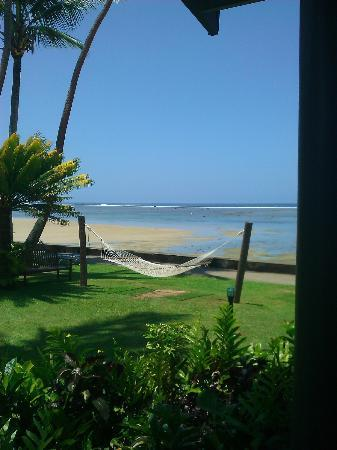 Fiji Hideaway Resort & Spa: My hammock!!!!!