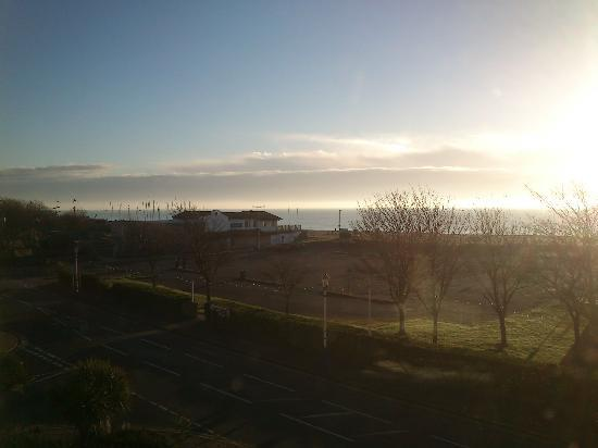 The Langtons Guesthouse: sea view