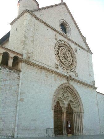 Assisi, Italy: Basilica di San Francesco