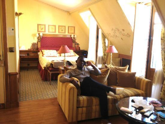 Hotel Gavarni: The Trocadero Suite
