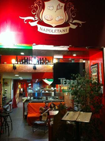Napoletani D.O.C. : Pizzeria napoletana doc