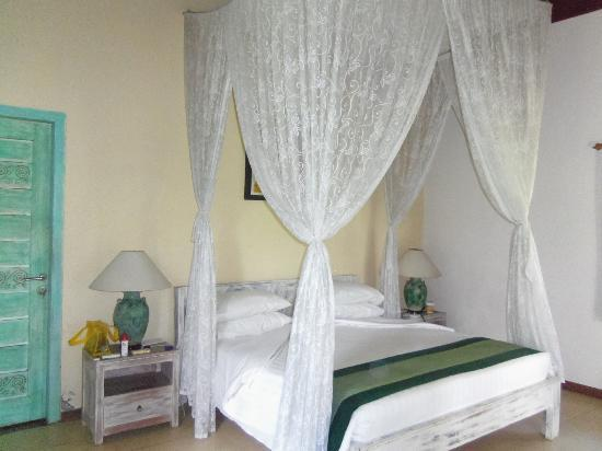 Puri Taman Sari : Chambre Honeymoon Villa