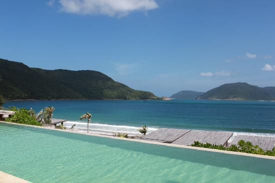 Six Senses Con Dao: Private pool at the villa