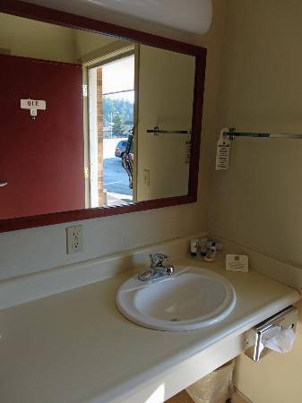 Best Western Buffalo Ridge Inn : Badezimmer
