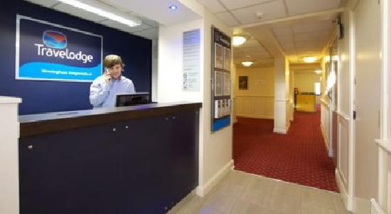 Travelodge Birmingham Kingswinford: Reception