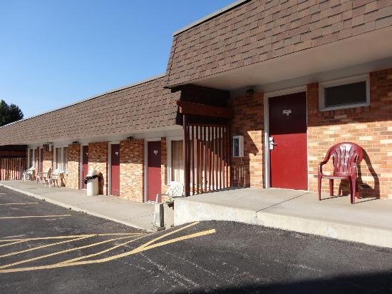 Best Western Buffalo Ridge Inn: Room # 307
