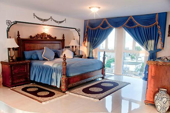 Hotel Beach View : suite royale