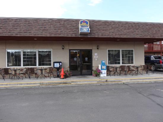 Best Western Buffalo Ridge Inn : Lobby