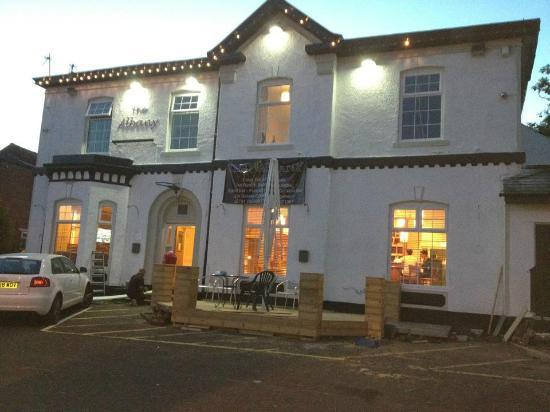 Fantastic Now Its Under New Management Review Of The Albany Hotel Heywood England Tripadvisor