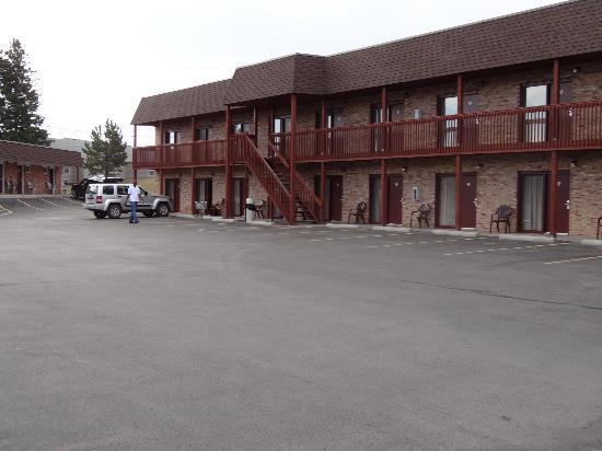 Best Western Buffalo Ridge Inn: Hauptgebäude