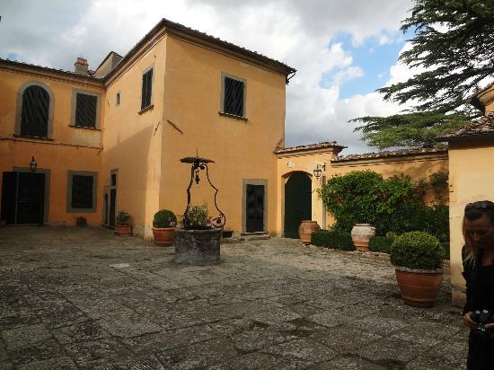 Tuscan Wine Tours with Angie: winery 2