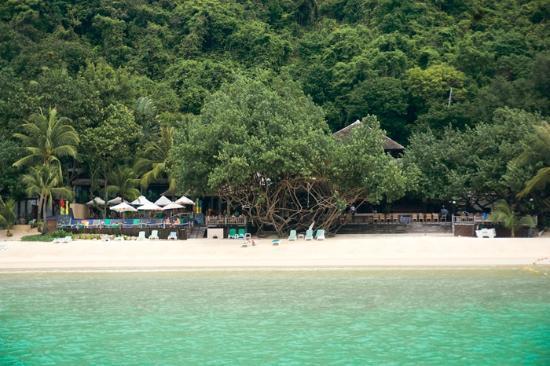 Ao Prao Resort : Main beach