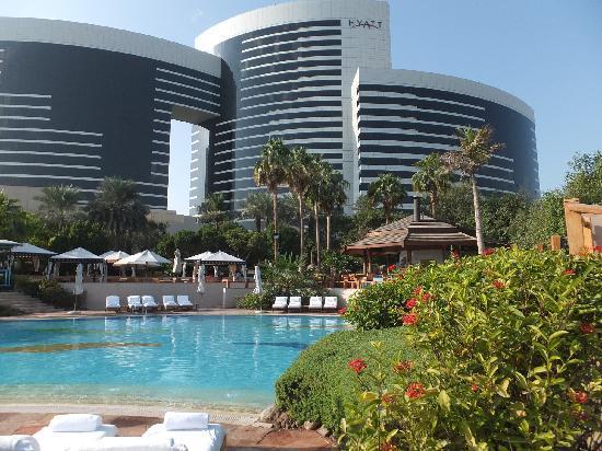Grand Hyatt Dubai: hotel territory