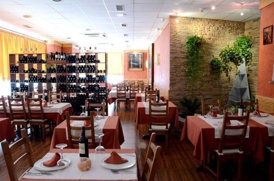 Milonga's Restaurante Argentino : Salón: Restaurante Milonga's