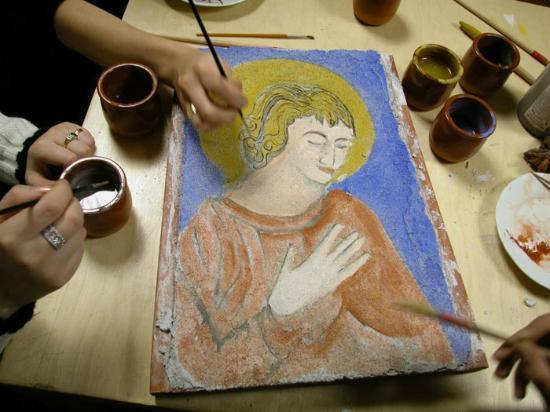 Mus.e Firenze: Atelier d'arte